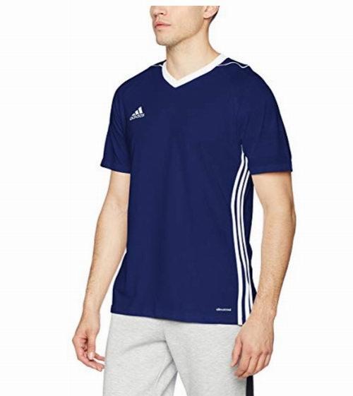 adidas Tiro17 男士运动短袖T恤 14.6加元起特卖!