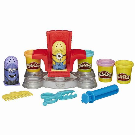 历史新低!Play-Doh 培乐多 Disguise Lab 小黄人橡皮彩泥3.5折 4.97加元!