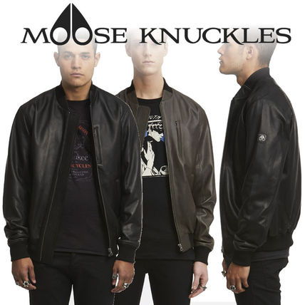 Moose Knuckles 男式真皮夹克、卫衣5折清仓!