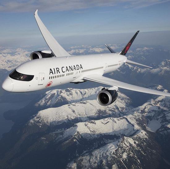 Air Canada 加航 全球机票限时闪购!加拿大往返中国614加元起!春节期间也打折!