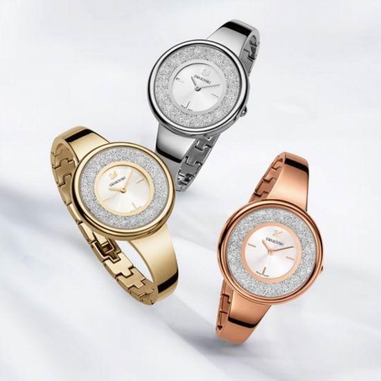 Swarovski 施华洛世奇官网 精选水晶手表5折起优惠!