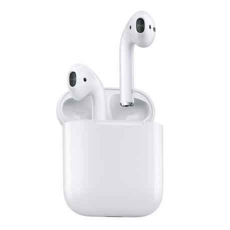 Apple Airpods 苹果蓝牙无线耳机 立省40.99加元,仅售179加元包邮!