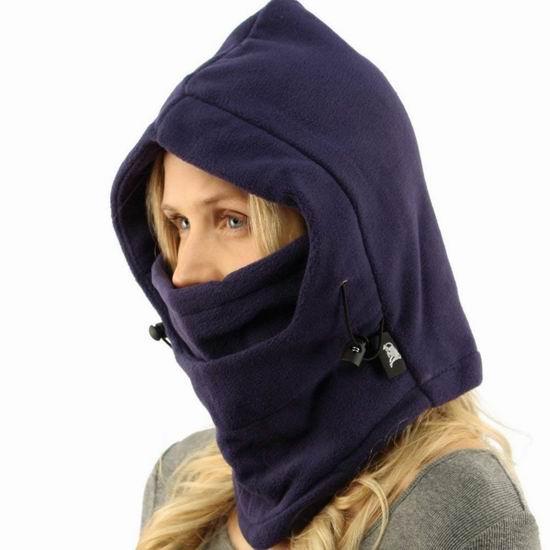 Z-COMFORT 防风保暖 面罩/围脖/帽子 6.63加元起!多款可选!