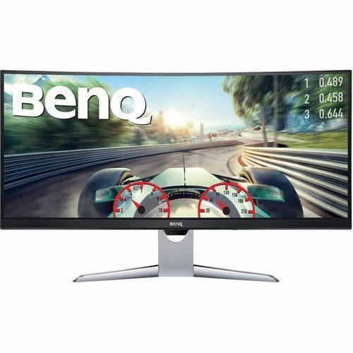 历史最低价!BenQ 明基 EX3501R 35英寸3440x1440超宽2K曲面显示器 699.99加元包邮!