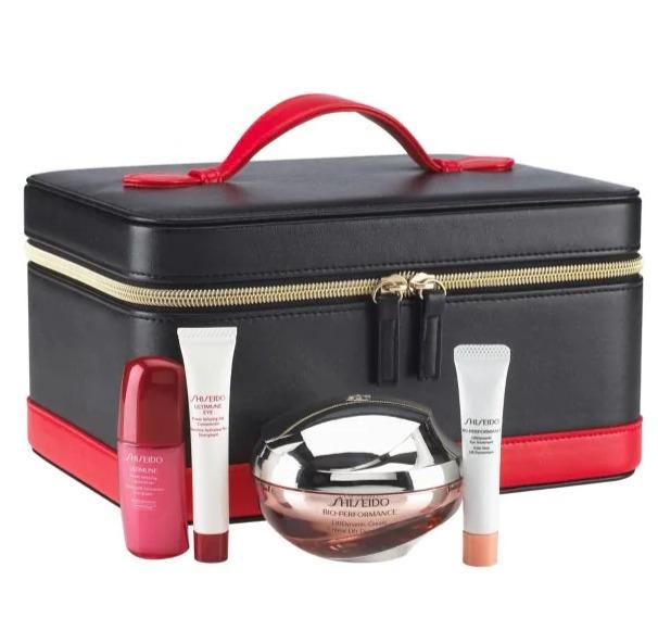 Shiseido 百优丰盈提拉紧致面霜+红腰子 5件套 133.2加元(价值 227加元),原价 148加元,包邮