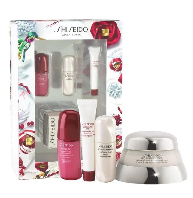 Shiseido Bio-Performance 百优+红腰子超值套装 88加元(价值175加元)+包邮