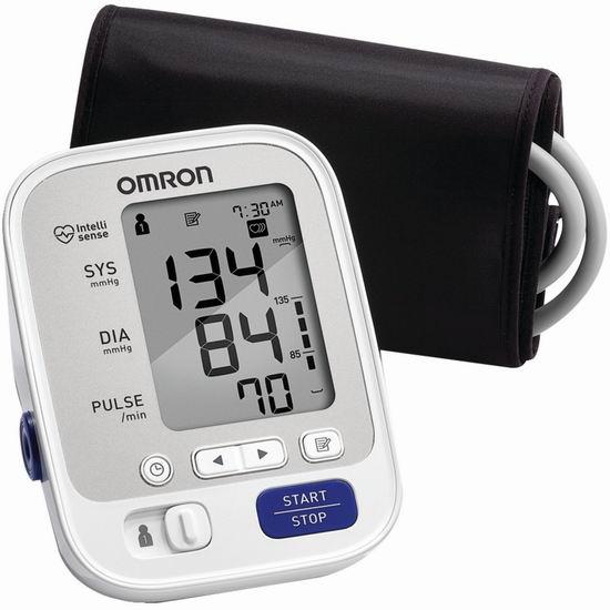 医生首推产品!Omron 欧姆龙 BP742N 5 系列 电子血压计 66.93加元包邮!