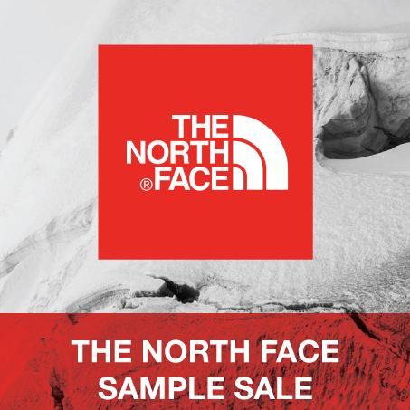 The North Face 2018多伦多样品特卖会11月1日晚6点开售!