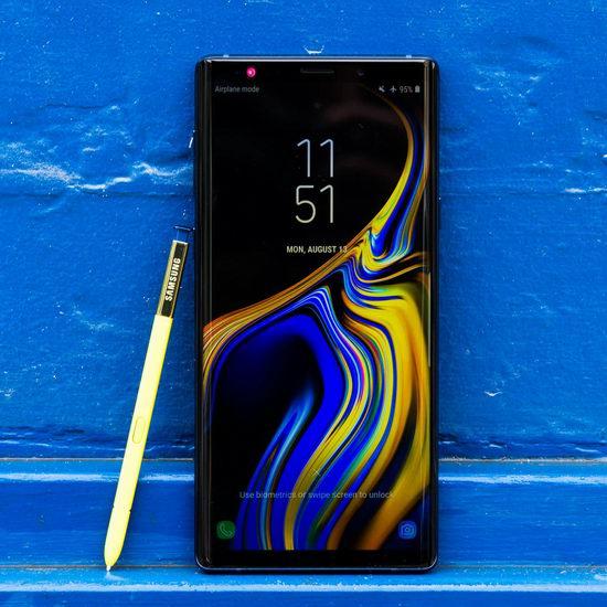 黑五好价!历史新低!Samsung 三星 Galaxy Note9 128GB 6.4英寸 解锁版 全视曲面屏 智能手机 750加元包邮!2色可选!比BestBuy黑五便宜100加元!