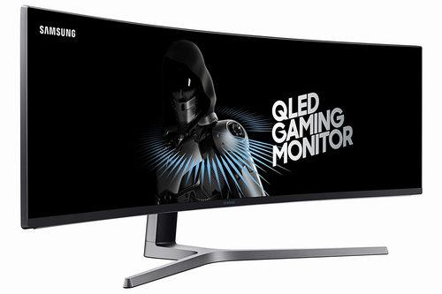 史低价!Samsung LC49HG90DMNXZA 系列弯曲 超长带鱼屏49英寸显示器 6.6折 998加元包邮!