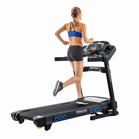 黑五专享:历史新低!Nautilus 诺德士 T618 Treadmill 智能跑步机5折 1349.98加元包邮!