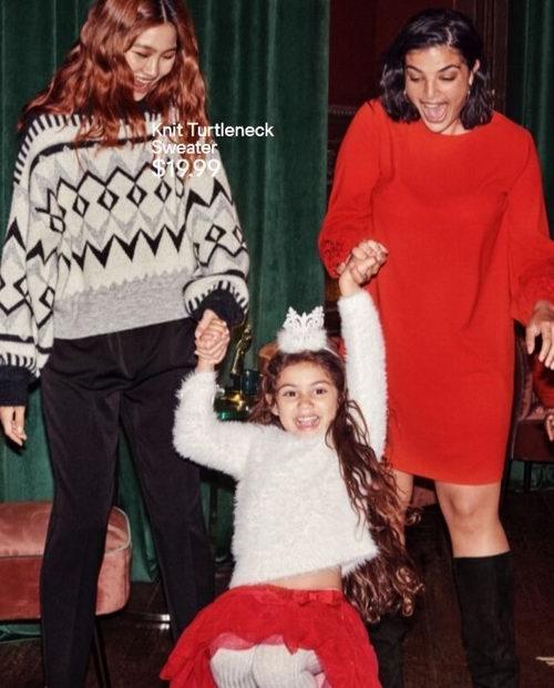 H&M 新款毛衣、大衣、裤装 19.99加元起特卖!入大表姐同款毛衣!