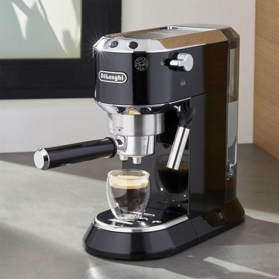 DeLonghi 德龙 EC680 Dedica 超薄机身 泵压式咖啡机6.5折 245.99加元包邮!