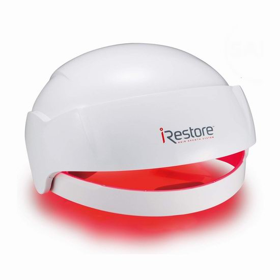 美国FDA认证 iRestore 医疗级 激光生发头盔 750加元包邮!
