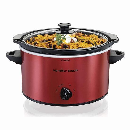 白菜价!历史新低!Crock-Pot SCV700SS 3夸脱不锈钢慢炖锅2.7折 14.88加元清仓!