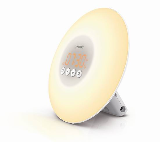 Philips 飞利浦 HF3500/60 自然唤醒灯 64.95加元包邮!