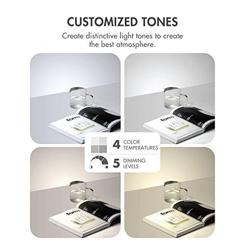 网购周专享:历史新低!Tenergy 二合一 LED护眼 可调光 时尚台灯/落地灯 59.99加元包邮!