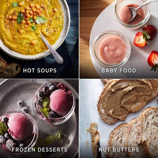 Vitamix 维他美仕 A3500 Ascent 旗舰级 全营养破壁料理机/搅拌机 749.99加元包邮!