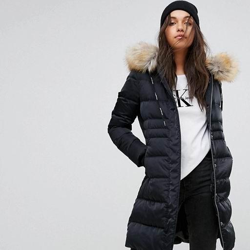 Boxing Day大促!精选 Calvin Klein、Guess、Lauren Ralph Lauren、Free People 等品牌女士羽绒服、外套全部4折!