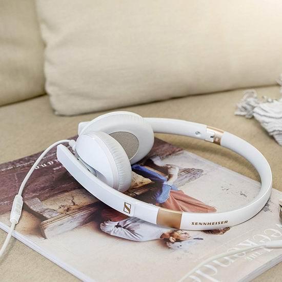 历史新低!Sennheiser 森海塞尔 HD2.30i 封闭贴耳头戴式耳机(iOS版)3.8折 39.95加元包邮!