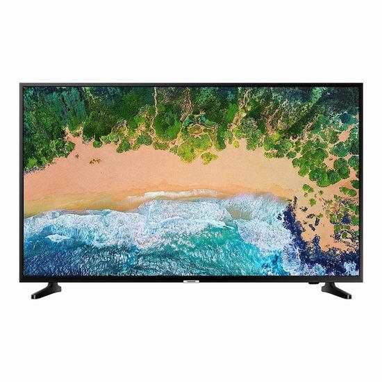 历史新低!Samsung 三星 UN55NU6900FXZC 55英寸 4K超高清 智能电视4.8折 486.99加元包邮!