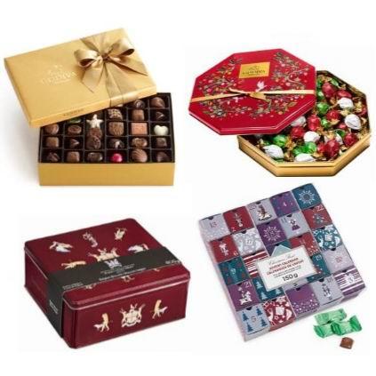 精选 Godiva、Lindt 等品牌巧克力、糖果、饼干、咖啡、枫糖等干杂食品4折4加元起!