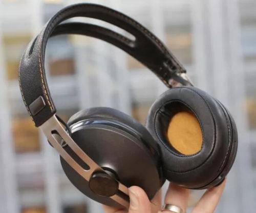 史低价!Sennheiser 森海塞尔 HD1项圈式无线主动降噪耳机 199.95加元(2色),原价 449.95加元,包邮