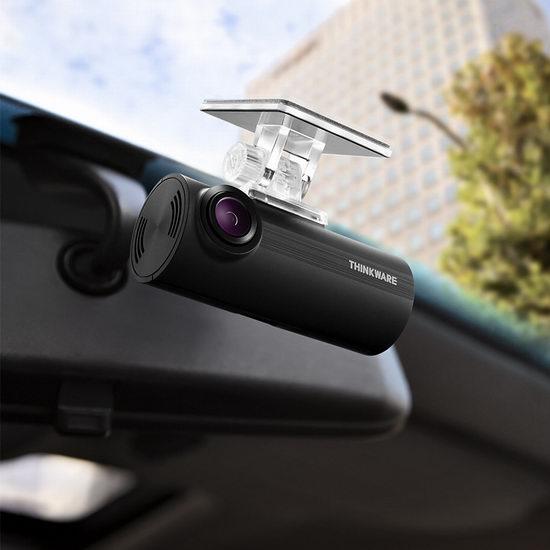 金盒头条:历史新低!Thinkware TW-F50H 1080P 索尼镜头 高清广角行车记录仪4.7折 79.99加元包邮!带带停车模式电源线或GPS模块!两款可选!