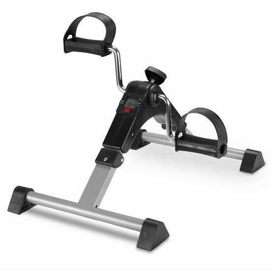 TODO 手脚两用 迷你自行车健身机6折 35.99加元包邮!