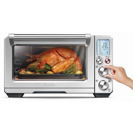 Breville Smart Oven Air 智能对流电焗炉/电烤箱 407.97加元包邮!