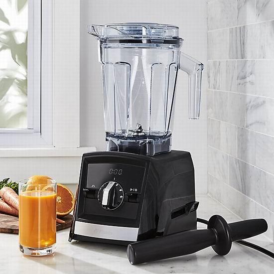 新一代 Vitamix 维他美仕 A2500 Ascent 全营养破壁料理机/搅拌机 6.7折 479.24加元包邮!