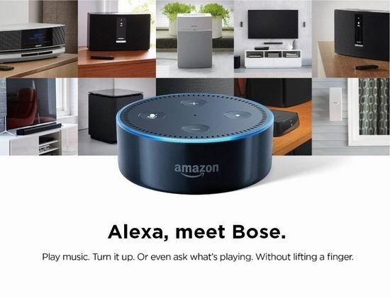 历史新低!Bose SoundTouch 30 III 智能WIFI音箱 无线音乐系统6.6折 399加元包邮!支持Alexa!