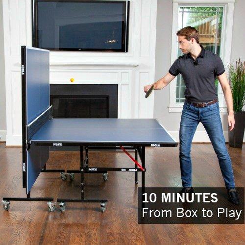 JOOLA 德国优拉 Inside 15 折叠式乒乓球桌 283.01加元包邮!比Prime Day还便宜!