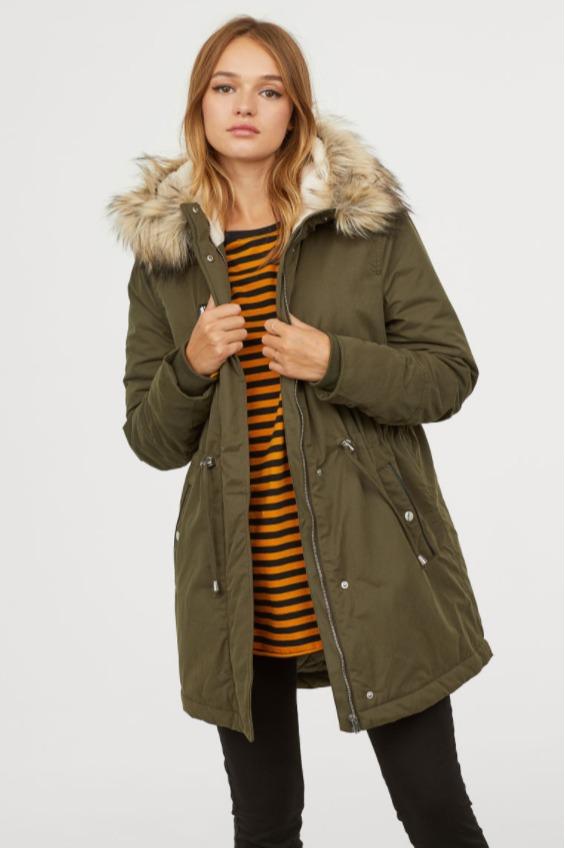 H&M 冬季特惠:精选成人儿童服饰、鞋靴、居家用品 3折起特卖!图片款仅售39.99加元!