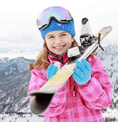 金盒头条:全场 WildHorn Outfitters 成人儿童滑雪护目镜 39.99加元特卖