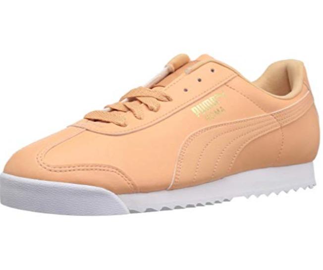 PUMA 彪马 Roma Basic男子复古运动鞋 42.72加元(10.5码),原价 77.99加元,包邮