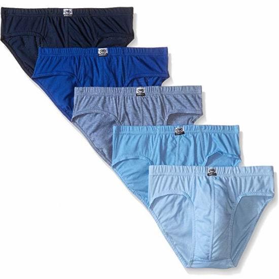 白菜价!Ecko Unltd. 男式纯棉内裤5件套(S码)1.5折 5.43加元清仓!