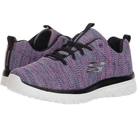Skechers 斯凯奇 Graceful - Twisted Fortune 女式运动鞋2.9折 21.84加元起!
