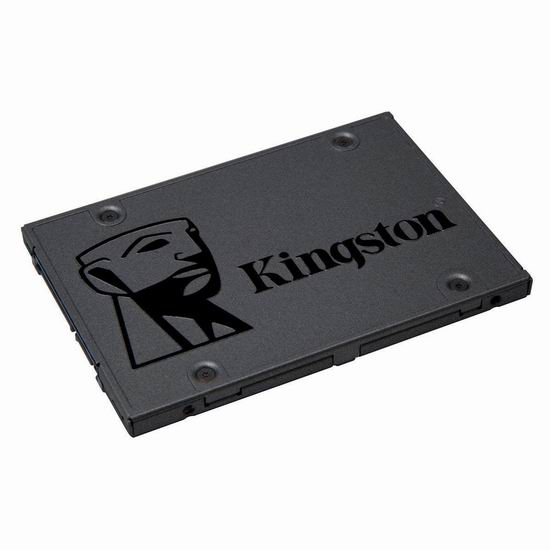 历史最低价!Kingston 金士顿 A400 SSD 960GB 固态硬盘 119.99加元包邮!