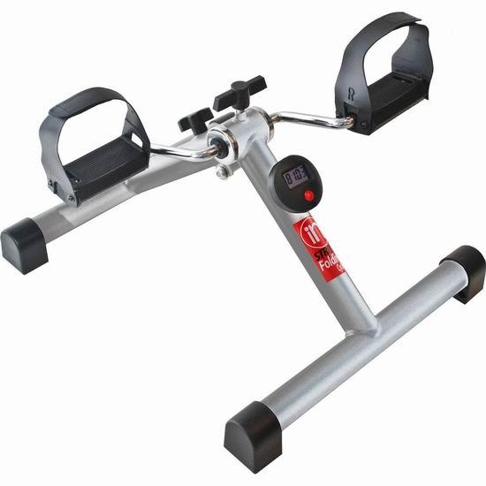 历史新低!Stamina 15-0125 InStride 手脚两用 迷你自行车健身机3.9折 34.98加元!