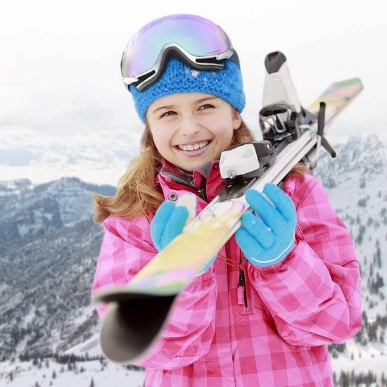 金盒头条:历史新低!WildHorn Outfitters Roca Ski 防紫外线 防雾 专业滑雪护目镜 39.99加元包邮!8色可选!