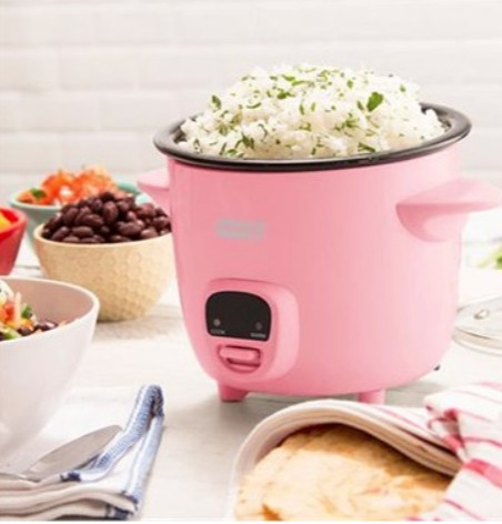 精选 Dash 厨房小家电 7.5折,低至15加元+无门槛包邮!入小清新电饭煲、快速煮蛋器、小型烤箱、mini空气炸锅!