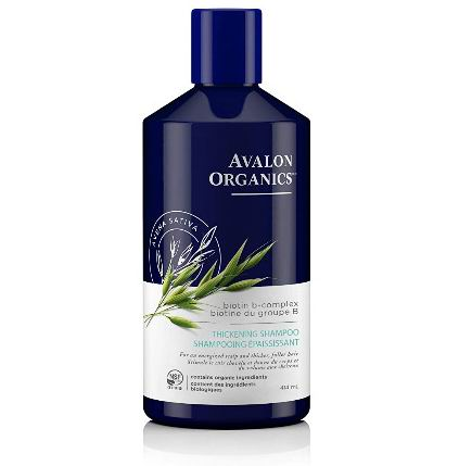 补货!Avalon B 生物素+维他命B族防脱发洗发水 10.71加元,原价 13.99加元