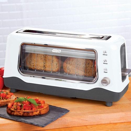 历史最低价!Dash DVTS501RD 超宽面包机 52.5加元(2色可选),原价 70加元,包邮
