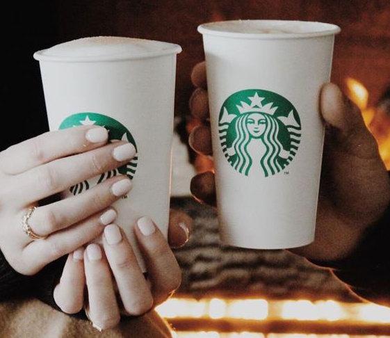 Starbucks 星巴克 Happy Hour,Frappuccino 星冰乐及手工咖啡 买一送一!仅限今日下午2-7点!