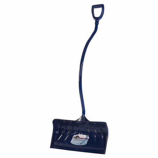 历史新低!Garant YPP24EAKD 24英寸 人体工学 雪铲4.2折 19.19加元!会员专享!