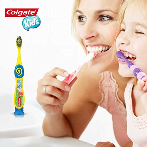 Colgate 高露洁卡通系列 儿童牙刷 2支装 4.53加元