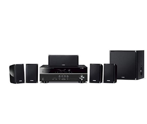 Yamaha YHT1840 5.1声道 家庭影院 399加元,原价 512.94加元,包邮