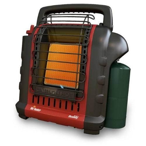 销量冠军!Mr. Heater F232050 MH9BX 便携式燃气红外加热取暖器5.3折 89加元包邮!