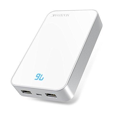 MAXOAK 13000mAh 便携式移动电源/充电宝 16.99加元限量特卖!